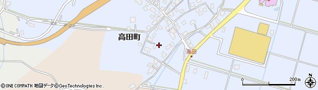 石川県七尾市高田町(子)周辺の地図
