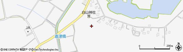 石川県七尾市赤浦町(ヨ)周辺の地図