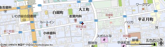 アトムロードセキュリティー株式会社周辺の地図
