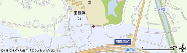 石川県七尾市高田町(マ)周辺の地図
