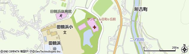 石川県七尾市垣吉町(ヘ)周辺の地図
