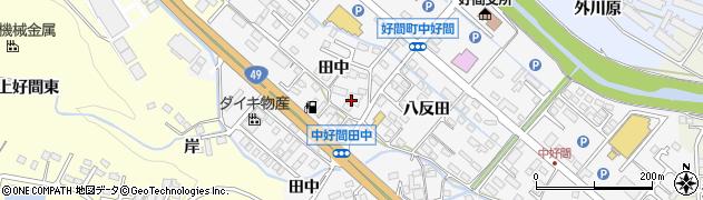 株式会社TLC 福島事業所周辺の地図