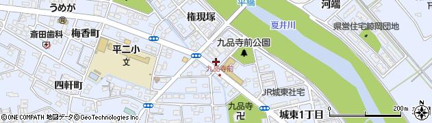 株式会社福島インフォメーションリサーチ&マネージメント周辺の地図