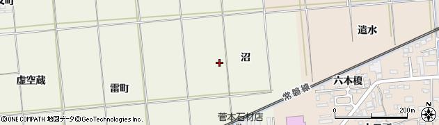 福島県いわき市平塩(沼)周辺の地図