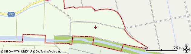 福島県白河市表郷深渡戸(二枚橋)周辺の地図