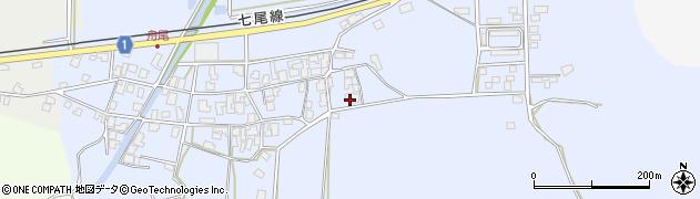 石川県七尾市舟尾町(ノ)周辺の地図