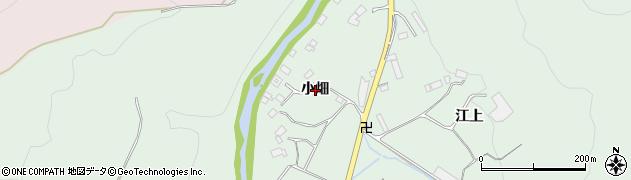 福島県いわき市好間町榊小屋(小畑)周辺の地図