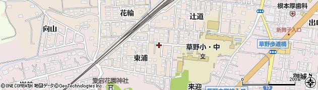 福島県いわき市平泉崎(東浦)周辺の地図