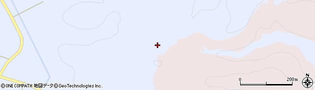 福島県白河市表郷八幡前沢周辺の地図