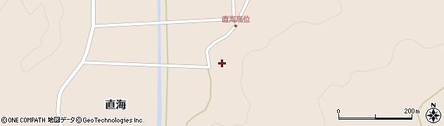 誓伝寺周辺の地図