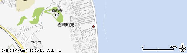 石川県七尾市石崎町(イ)周辺の地図