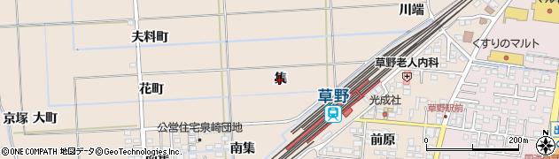 福島県いわき市平泉崎(集)周辺の地図