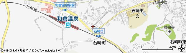 石川県七尾市石崎町(レ)周辺の地図