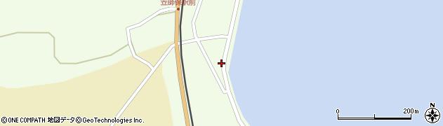 石川県七尾市中島町塩津(ム)周辺の地図