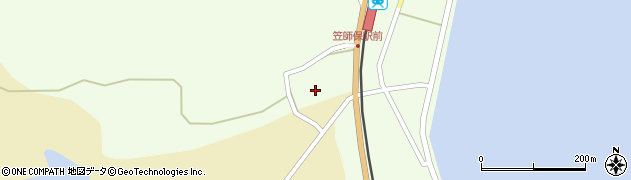 石川県七尾市中島町塩津(井)周辺の地図