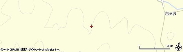 福島県白河市関辺(五木沢)周辺の地図