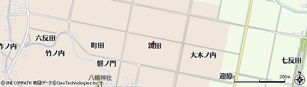 福島県いわき市平馬目(筑田)周辺の地図