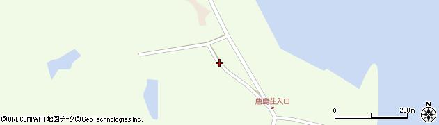 石川県七尾市中島町塩津(ハ)周辺の地図