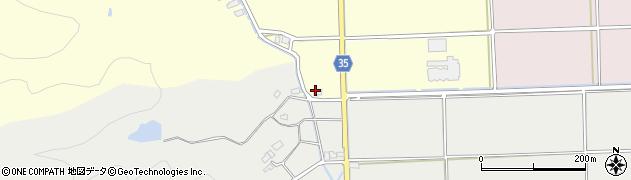福島県いわき市四倉町長友(宮ノ前)周辺の地図