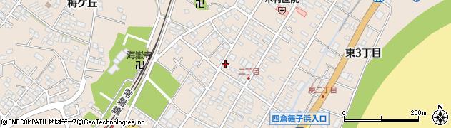 よつくら コンタクトレンズ・センター周辺の地図