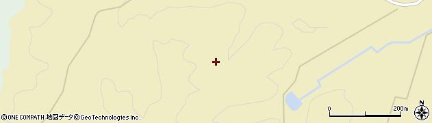 福島県白河市田島(沢目木)周辺の地図
