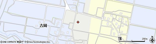新潟県上越市東市野口周辺の地図