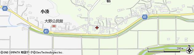 有限会社沢内建設周辺の地図