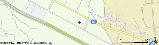 福島県いわき市四倉町玉山(桜田)周辺の地図