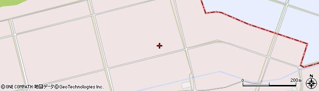 福島県白河市東深仁井田(東本田)周辺の地図