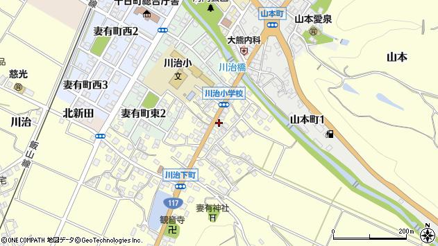 〒948-0035 新潟県十日町市川治下町の地図