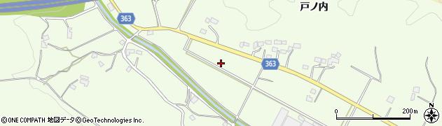 福島県いわき市四倉町玉山(宮前)周辺の地図