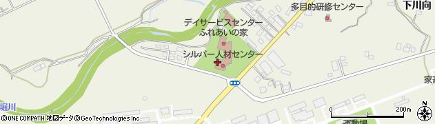 西郷村役場 保健福祉センター健康推進課周辺の地図