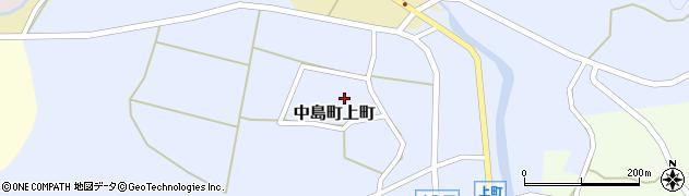 石川県七尾市中島町上町(ヲ)周辺の地図
