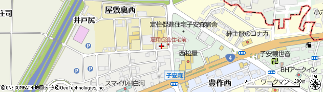 ディサービスセンター 八福神弐番館周辺の地図