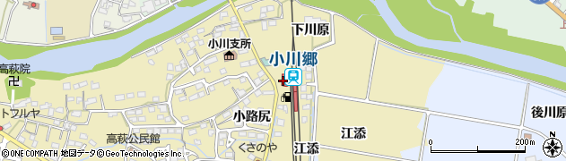 福島県いわき市周辺の地図