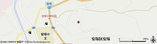 賞泉寺周辺の地図