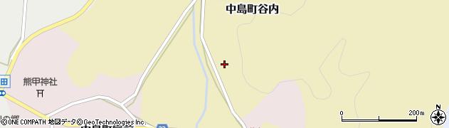 石川県七尾市中島町谷内(ホ)周辺の地図