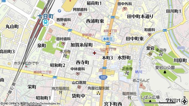 〒948-0087 新潟県十日町市関口樋口町の地図