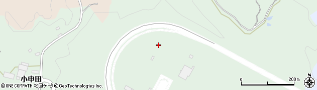 福島県いわき市小川町上平(外手)周辺の地図