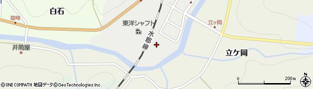 石川町立 第二保育所周辺の地図