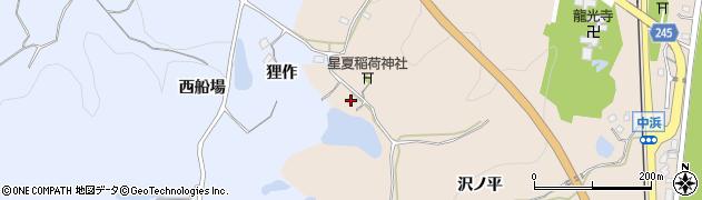 福島県いわき市久之浜町久之浜(中野)周辺の地図