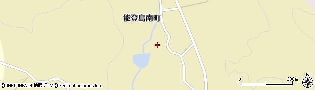 石川県七尾市能登島南町(ル)周辺の地図