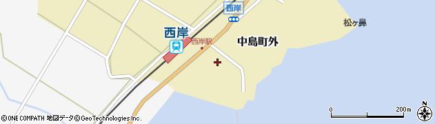 石川県七尾市中島町外(乙)周辺の地図
