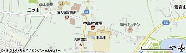 福島県西白河郡中島村の地図 住所一覧検索|地図マピオン