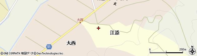 福誓寺周辺の地図