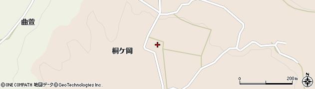福島県いわき市小川町柴原(二ツ森)周辺の地図