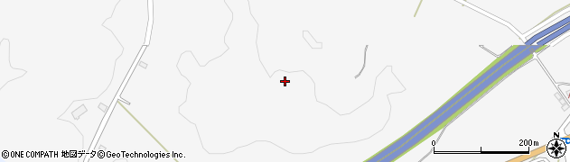 福島県白河市小田川(一本松)周辺の地図