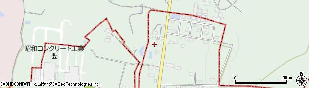 株式会社信也園周辺の地図