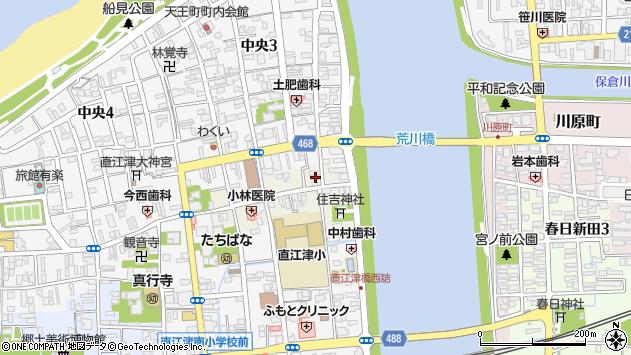 〒942-0002 新潟県上越市住吉町の地図