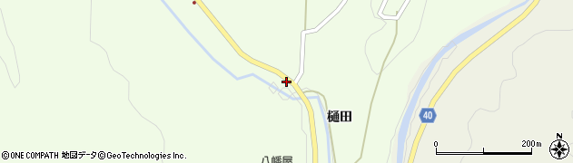 理容集周辺の地図